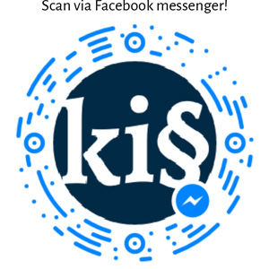 facebook messenger kiss marketing